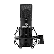 MIC-900B USB condensator microfoon zwart nier studio
