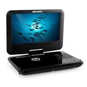 DVX 180 Leitor de DVD USB SD Preto