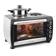 Omnichef 45HB Oven 2 Hot Plates 2000W 45L Black Black