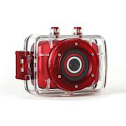 Cam 20, vodotesná športová kamera, 3 MP, HD, USB, microSD