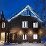 Dreamhouse Lichtsnoer 16 m 320 LED koud wit Flash Motion