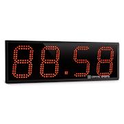 Timeter, sportovní digitální hodiny, časovač, 4 číslice, signální tón