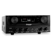 AV1-AMP-2-Sing, Hi-Fi zesilovač Auna Amp-2, 400 W