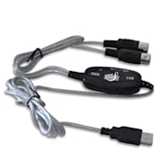 Adaptador USB-MIDI PC Mac