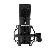 Kondenzátoros mikrofon  MIC-900B, USB, čierny Fekete | Fekete