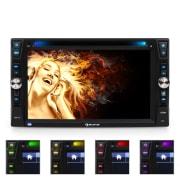 "MVD-481, Bluetooth avtoradio, DVD MP3 USB SD, 6.2"""