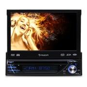 MVD-260, autorádio, DVD, USB, SD, AUX, MP3, A/V