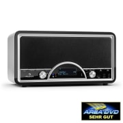 Virginia BK DAB/DAB+ digitaalinen radio Bluetooth USB FM AUX MP3 musta
