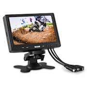 "Seven Touch 18cm (7"") Touchscreen-Display 12V VGA Auto"