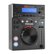 PDX100 Reproductor CD/SD/USB/MP3