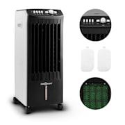 MCH-1 V2 3-en-1 rafraîchisseur d'air ventilateur humidificateur 7 litres 360 m³/h