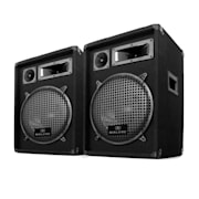 "PW-1022 3 Way 10"" Speaker 400W"
