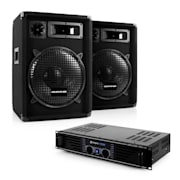 Skytec Nizza Nights Set Audio 2.1 con cavi