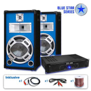 "PA Set Blue Star Series ""Starter"", 1200 W"