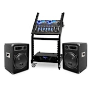RACK STAR NEPTUN PALACE DJ HANGFAL KÉSZLET, 250 EMBER