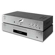 """Elegance Tower"" 2.0 HiFi Set CD-Player USB 600W Stereo-RCA Digital-Out"