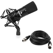 CM001B Studio Microphone Condenser with 6m XLR Cable