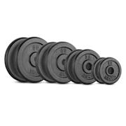 IPB 37.5 kg Set Barbell Weights Set 30MM