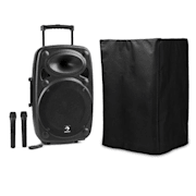 Streetstar 12 kit sono mobile housse de protection subwoofer Trolley BT USB