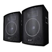 "SL10 Passive Speaker 10"" Woofer 150/250 W Max. Monitor Set of 2"