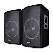 """SL12- Set di diffusori passivi 12"""" woofer da 200W / 300Wmax 2 vie bass reflex Coppia di altoparlanti da 12"""" (30 cm)"""