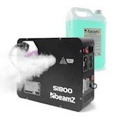 S1800, Macchina del Fumo, Liquido incl., 600 m³/min, 1800W