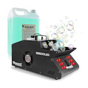 SB1500LED Nebel- & Seifenblasenmaschine inkl. Nebelfluid 1500W 1,35l