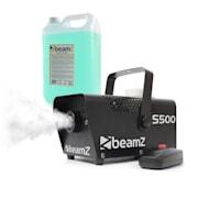 S500, wytwornica mgły, z fluidem do wytwarzania mgły, 500 W, 50 m³/min
