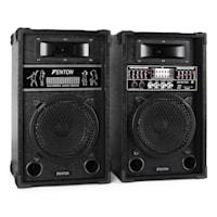 """Sistem Karaoke """"Star-8"""" Boxe PAMicrofon wireless"""