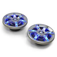 "Car HiFi Speaker Amplifier Set ""BeatPilot FX-412"""