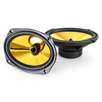 "2.0 Golden Race V3 Car HiFi Set 6x9"" Speakers & Amplifier"