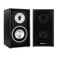 Black-Line 5.1 Set Home Cinema Soundsystem nero