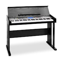Schubert 'Little Strauss' MIDI Keyboard Complete Set with Wooden Housing and Stool