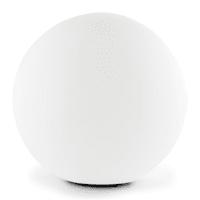 Shineball S–XL, zahradní svítidlo, sada svítících koulí, 4 venkovní svítidla, bílé
