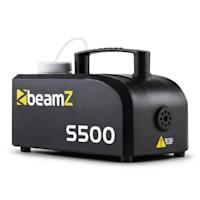 S500 New Edition, stroj  za maglu, uključujući tekućinu za maglu, 500 W, 50 m³ / min