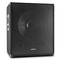 LM65 PA Lautsprecher-Set 400W Subwoofer schwarz