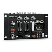 SPL700EQ Set Amplificatore con 2 Altoparlanti Mixer