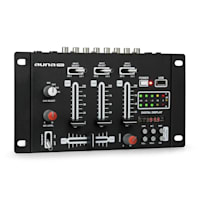 SPL700EQ Set Amplificatore con 2 Altoparlanti Mixer BT