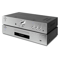 """Elegance Tower"" 2.0 HiFi Set CD Player 600W"