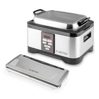 Tastemaker Sous Vide FoodLocker Set Vacuum Sealer + Sous Vide Cooker + Bags