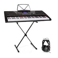 Etude 255 USB Lern-Keyboard mit Kopfhörer und Keyboard-Stand