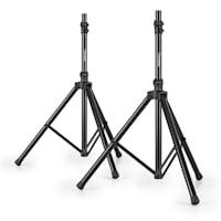 Speaker Alu, dva stativy, na PA reproduktory, 25kg, černé