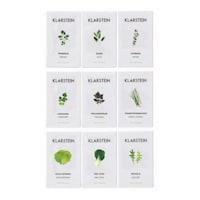 GrowIt Seeds Seed Set 9 x Seeds: 3 x Asia, 3 x Europe, 3 x Salad