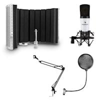 MIC-920 set microfono USB V5 microfono braccio orientabile protezione anti-pop schermatura