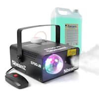 S700 JB Nebelmaschine inkl. Nebelfluid 700W 75m³/min LEDs 0,5l