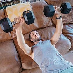 Hanteltraining & Gewichte