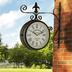 Relógios de jardim