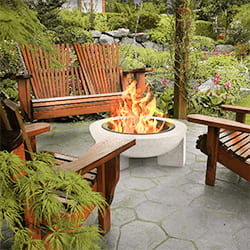 Vrtni kamini i ognjišta