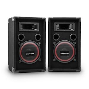 "PA-220-P Passive Speaker Pair 20cm (8"") 2x200W RMS / 2x500Wmax."