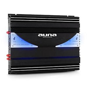 AMP-CH04 4-Kanal-Verstärker Auto-Endstufe 380W RMS 2800W max.